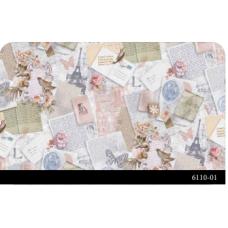 Клеенка столовая ПВХ MODERNO 6110-01