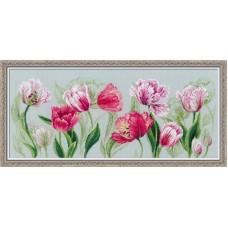 """100/052 """"Весенние тюльпаны"""""""