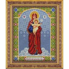 Б-1029 Пресвятая Богородица Благодатное небо