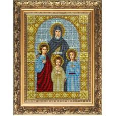 Б-1030 Св.Муч.Вера, Надежда, Любовь и мать София