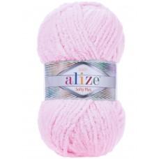 "Пряжа ""ALIZE Softy Plus"" 31 светло-розовый"
