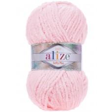 "Пряжа ""ALIZE Softy Plus"" 340 розово-персиковый"