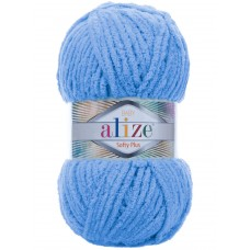 "Пряжа ""ALIZE Softy Plus"" 112 незабудка"