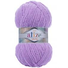 """Пряжа """"ALIZE Softy Plus"""" 47 сиреневый"""