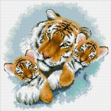 "М364 ""Тигриная семейка"""